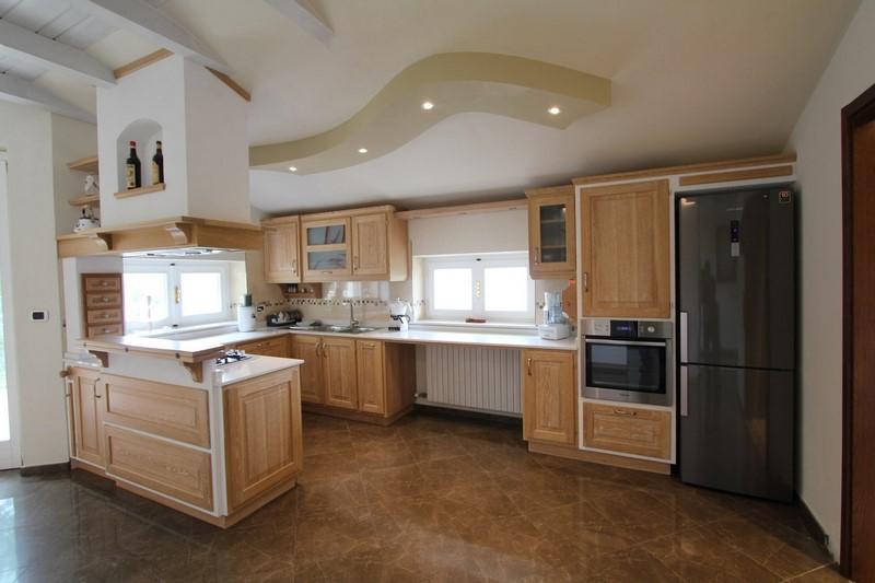 Cucina in mansarda 18 – Racca gli ebanisti